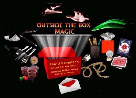 Outside The Box Magic set! (OTBM)