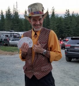 Star the Magician, performs around Sandpoint, north Idaho